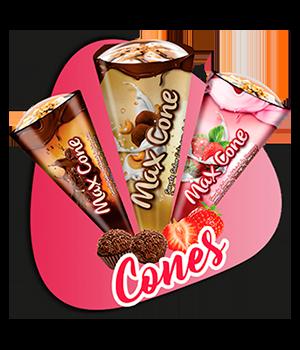 LINHA CONES - SOU ICE